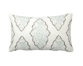 7 Sizes Available: Blue Throw Pillow Cover Light Blue Pillow Cover Baby Blue Pillow Blue Cushion Cover Lumbar Pillow Sofa Pillow Home Decor