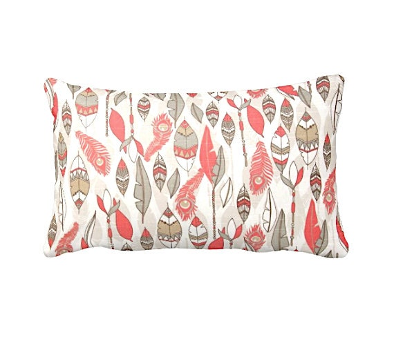 Standard Throw Pillow Cover Sizes : 7 Sizes Available: Decorative Pillow Throw Pillow Cover