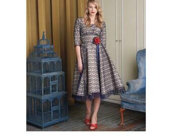 Simplicity Pattern 8167 Misses' Sew Chic Dress