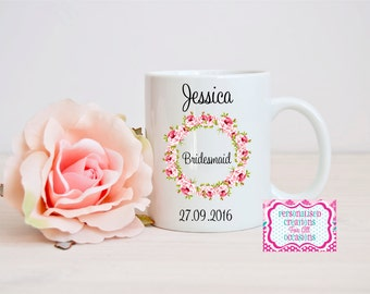 Wedding Gifts For The Bride And Groom Australia : ... bridesmaid mug bridesmaid box bridesmaid gift au 16 00 pcfao