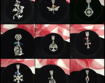 Outlander Inspired Necklaces Themed for All Eight Books