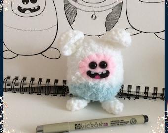 This is Finn lil monster plush
