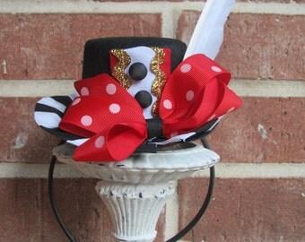 Ringmaster Hat, Circus Hat, Clown Hat