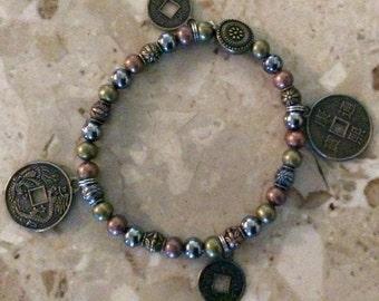 Metallic Abundance Bracelet