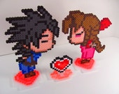 Final Fantasy - Zack and Aerith Kissing Gamer Wedding Centerpiece Decorations (Large)