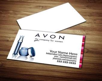 250 - Avon Business Cards [Design 2]