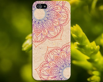 Multicolor Mandala x Marble Design Phone Case for iPhone 6 6 Plus iPhone 7  Samsung Galaxy s8 edge s6 and Note 5  S8 Plus Phone Case