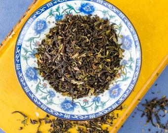 Black Mint Tea / Moroccan Mint Tea / Peppermint Tea / Black Peppermint Tea / Moroccan Mint