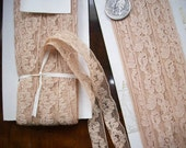 BOLT of 36 yds. of Antique French lace by the yard alencon lace french origin 1920