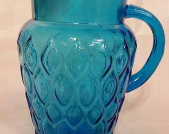 Vintage tear drop pitcher