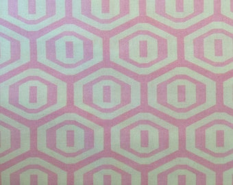 Honeycomb - Midwest Modern by Amy Butler fabric by the yard AB25 Linen
