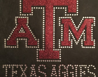Items Similar To Texas A Amp M College Tradition Canvas On Etsy