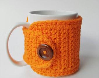 Mug Sleeve - Coffee Mug Cozy - Tea Cup Cozy - Coffee Cup Cozy - Mug Cozy - Mug Warmer - Coffee Mug Cover