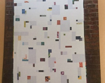 Pixel Pop quilt pattern - a Jessica Levitt design for Empty Bobbin