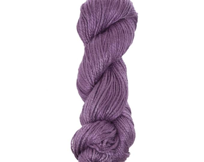 """Milk Yarn - bulky weight in """"Purple"""""""