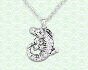 Alligator Necklace