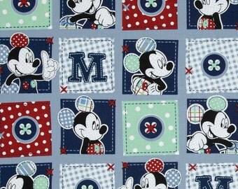 Mickey Mouse Disney Fabric