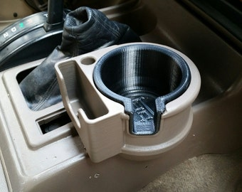 80 Series Single Cup Holder