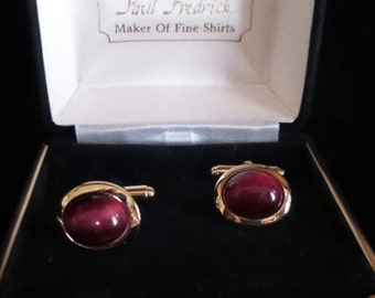Gold Cuff Links by Stacy Adams©