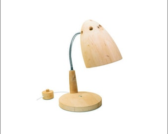 Wooden floor lamp woobia by abadoc on etsy for Wooden floor lamp etsy