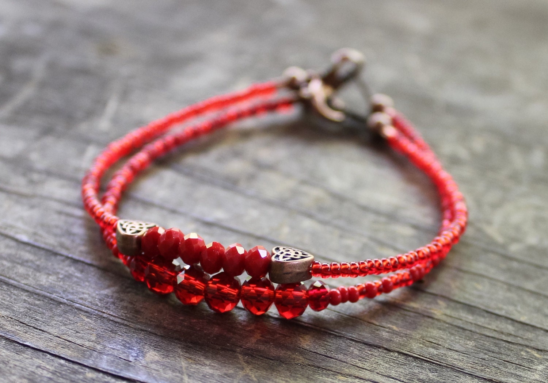 how to make a celtic knot bracelet