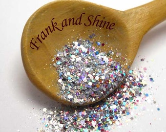 Twinkle Rainbow Solvent Resistant Holo Glitter Mix