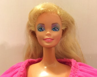 Barbie And The Rockers Doll From The 80's