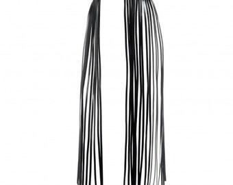 Kylie Style Tassle Belt Dupe - High Quality - Black - Below The Knee