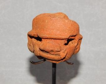 Pre-Columbian Idol Head
