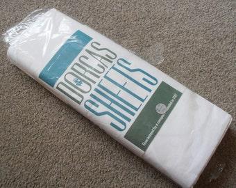 Vintage Dorcas Cotton Twill Sheets