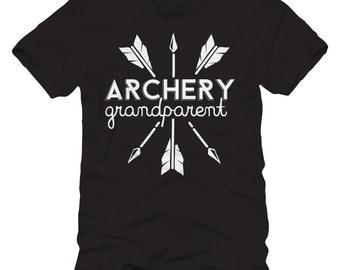 Archery Grandparent T-Shirt