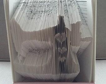 PATTERN #40 sewing machine book folding pattern. 310 folds