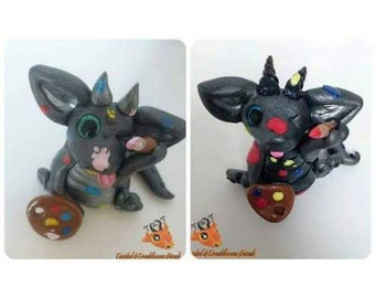 Polymer Clay Dragon | Creative & Artistic | MADE TO ORDER