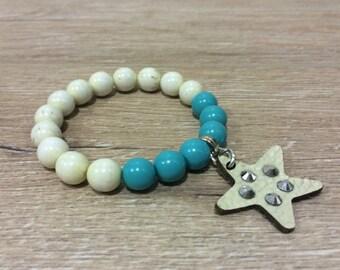 White Star bracelet