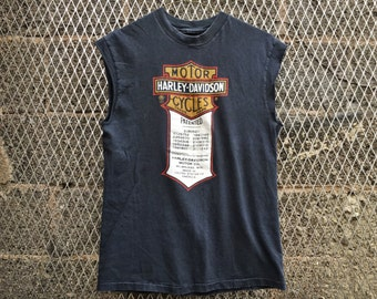Harley Patented vintage tee
