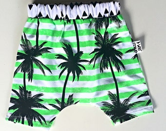 harem shorts clothing for babies and kids boys and girls handmade