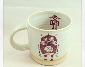 Mr. Roboto Coffee Mug