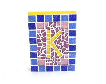 8 Inch Rectangle Mosaic - Wall Art