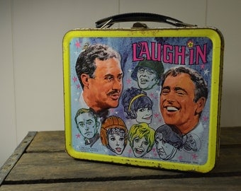 1968 Laugh-In Lunchbox