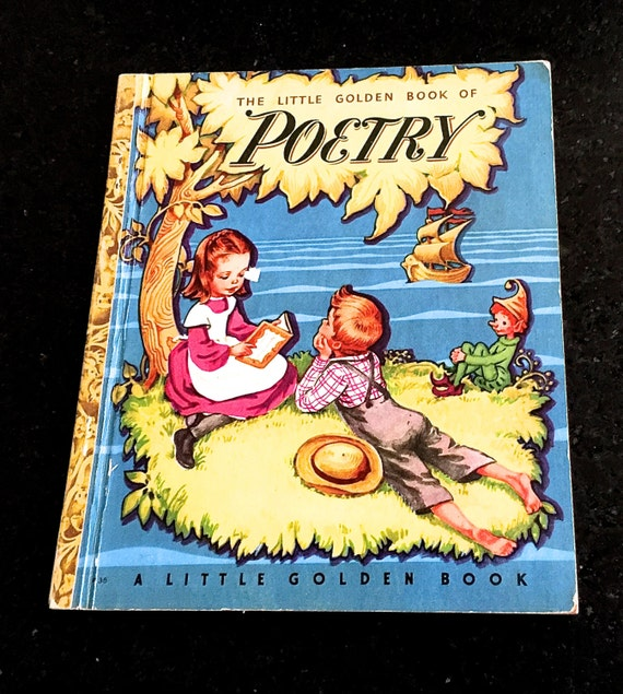 The Little LGolden Book Of Poetry A Little Golden Book
