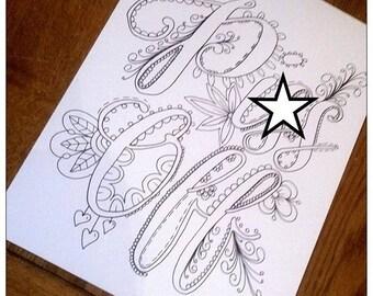 tedi twt coloring pages - photo#39