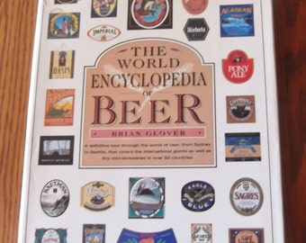 The World Encyclopedia Of Beer Book