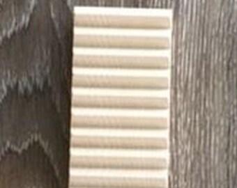 Wooden Fulling Block for Wet Felting
