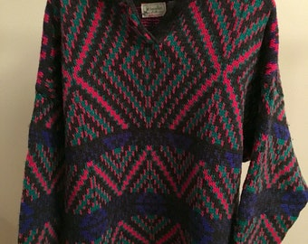 Vintage rare Benetton sweater