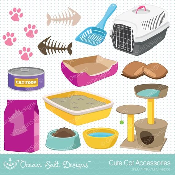 13 Cat Toys Clipart Cat Food Kittens Clipart Cat Furniture