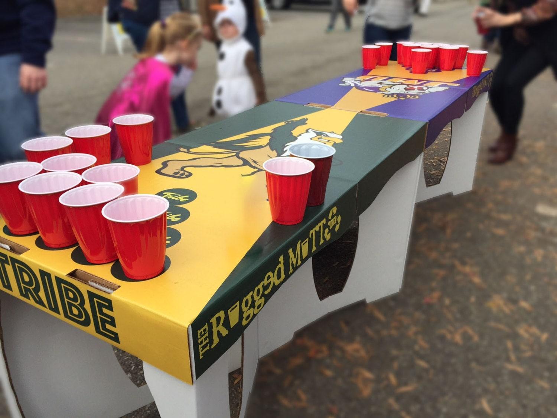 custom print beer pong table. Black Bedroom Furniture Sets. Home Design Ideas