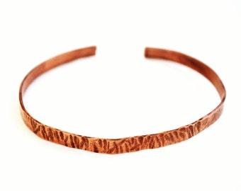 copper bangle, copper bracelet, rustic bracelet, copper, copper wristband, wristband, rustic bracelet copper, copper bangle jewelry