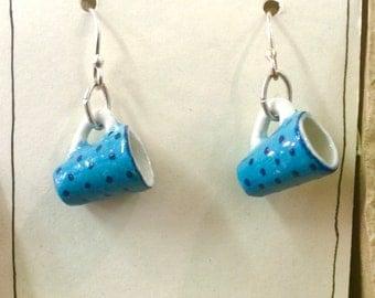 Mug Earrings