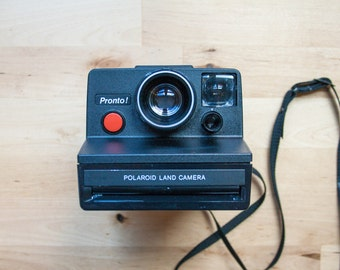 Polaroid Pronto Land Camera with Flash