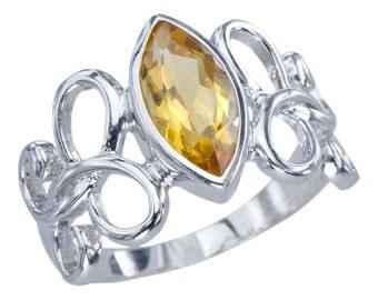 Shubes Sleeping Beauty Ring